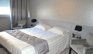 Hôtel de Guyenne Talence lit 160 de la suite