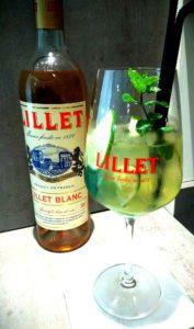 Cocktails au Lillet blanc