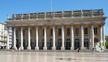 le grand théatre de bordeaux